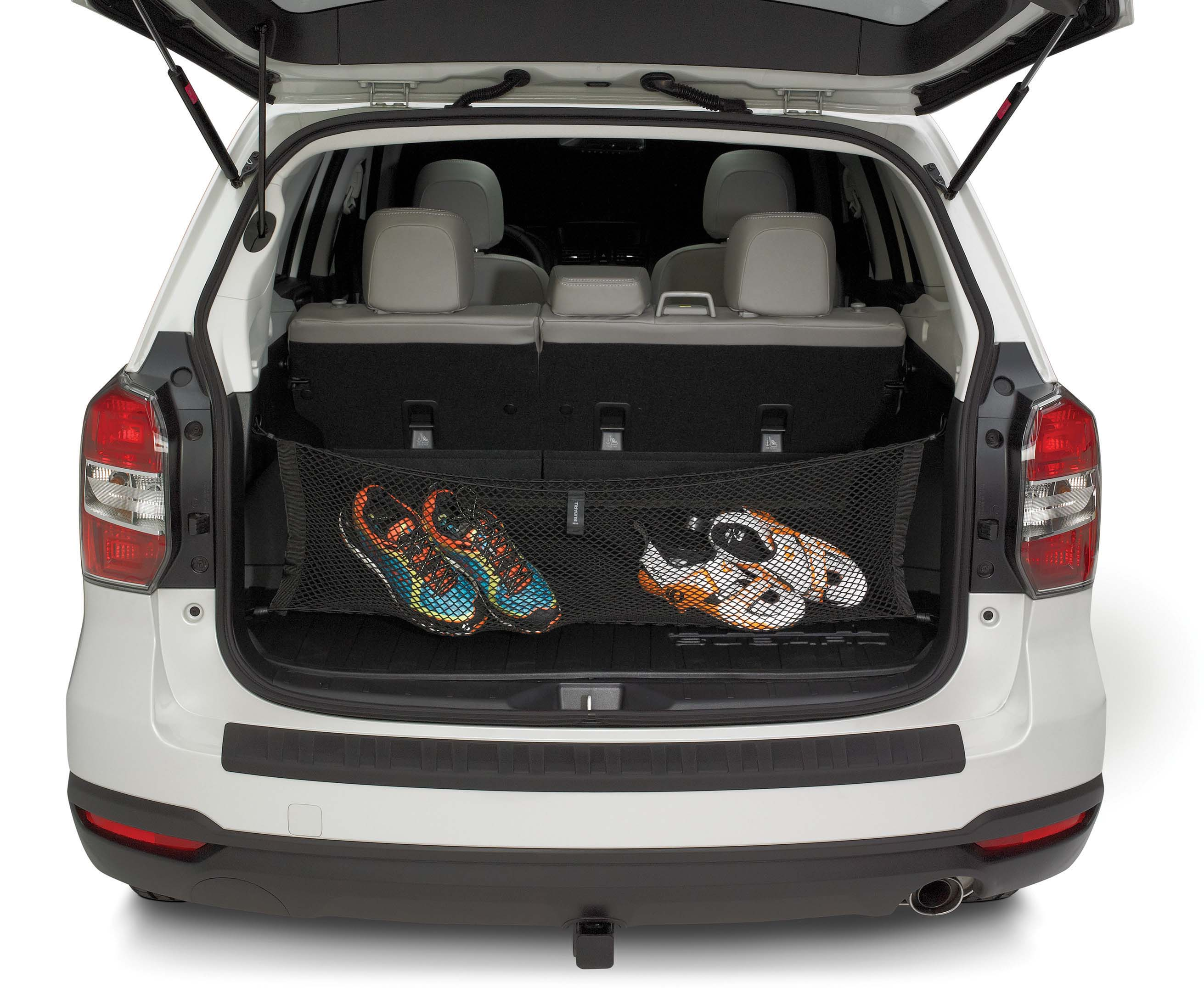 Subaru OEM Vertical Cargo Net
