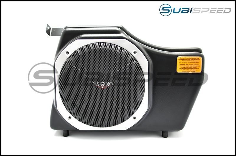 Subaru OEM Kicker Subwoofer Upgrade