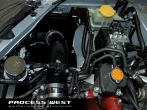 Process West Cold Air Intake System - 2015+ STI