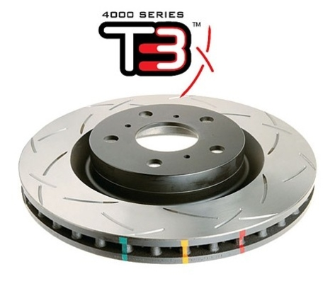 DBA 4000 Series T-Slot T3 Rotors (Rear)