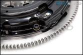 Competition Clutch MPC Street Stage 2 Organic Twin Disc Clutch Kit w/Flywheel - 2013+ FR-S / BRZ / 86