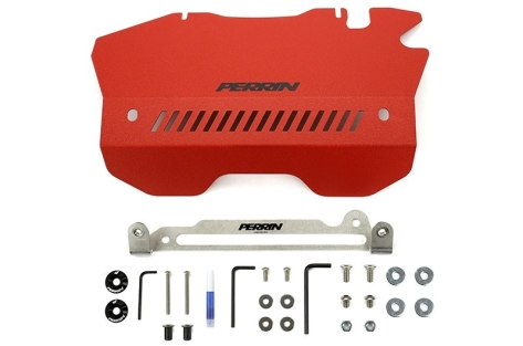 Perrin Pulley Cover - 2015+ WRX