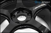 WedsSport RN-05M Gloss Black 18x9.5 +38 - 2015+ WRX / 2015+ STI