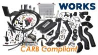 Works Stage 2 Turbo Kit (Tuned Kit / Carb Compliant) - 2013+ FR-S / BRZ / 86