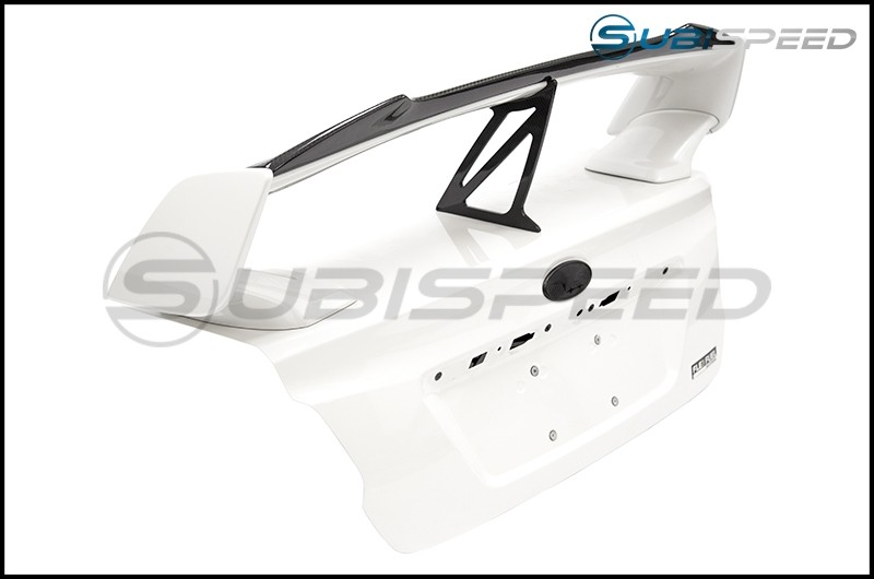 Carbon Reproductions RS Style Gurney Flap for STI Spoiler