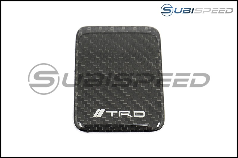 JDM Station TRD Style Seat Heater Cover