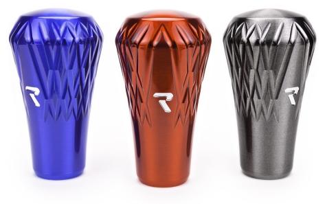 Raceseng Regalia Translucent Shift Knob - 2015+ WRX / STI / 2013+ FR-S / BRZ / 86
