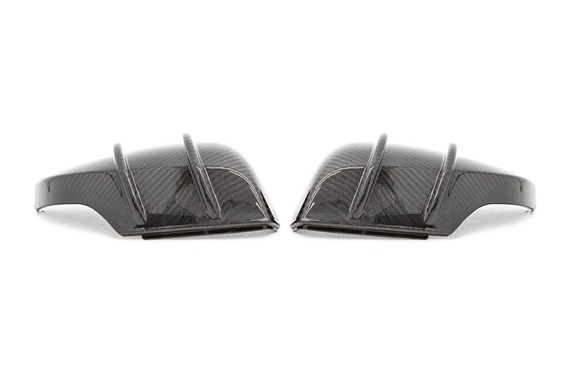 OLM STI RA-R Style Carbon Fiber Mirror Covers