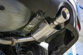 LP Aventure Axle Back Exhaust - 2019-2020 Subaru Forester