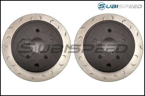 FactionFab Slotted Rotors - 2015-2017 STI