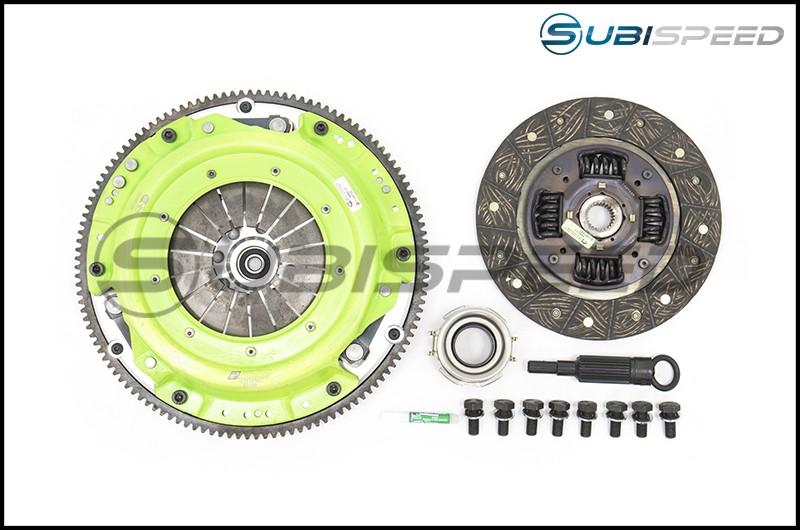 Fidanza Qwik-Rev V1 Clutch / Aluminum Flywheel Combo