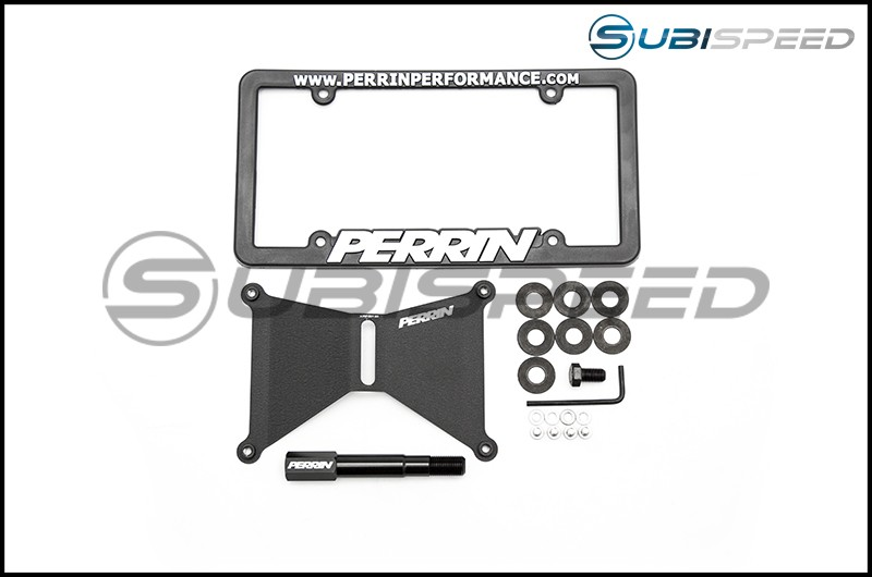 Perrin Front License Plate Holder Relocation Kit