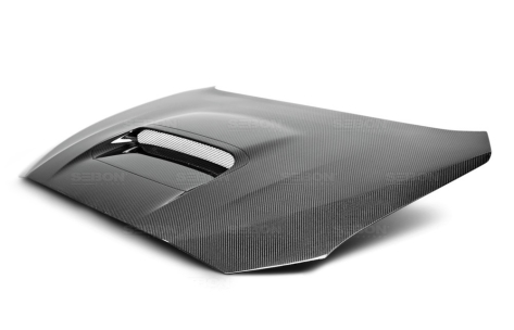 Seibon Carbon Fiber OEM Style Hood - 2015+ WRX / 2015+ STI