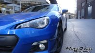 Move Over Racing Bumper Quick Release Kit - 2013+ FR-S / BRZ
