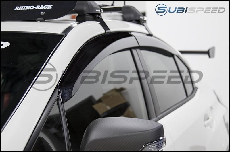 OEM Rain Guard Deflector Kit