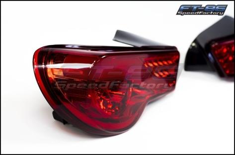 Spyder V2 Tail Lights (All Variants)