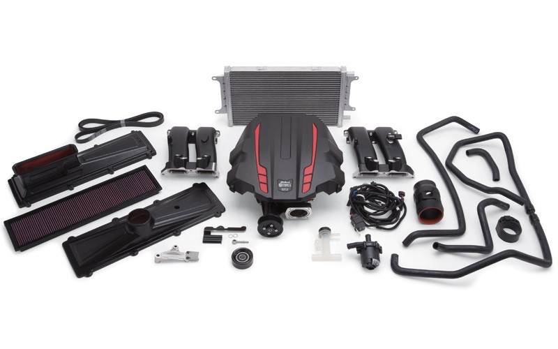 Edelbrock Supercharger System (50 State Legal w/ Tuning)