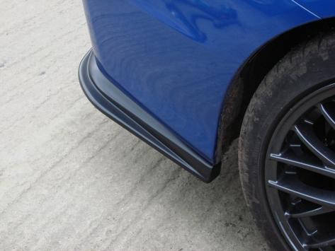 HT Autos Curved V2 Rear Spats - 2015+ WRX / 2015+ STI