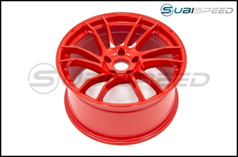 Rays Gram Lights 57XTC Red 18X9.5 +38 - 2015+ WRX / 2015+ STI