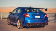 Subaru OEM Type RA Rear Bumper Pinstripe - 2015-2020 WRX & STI