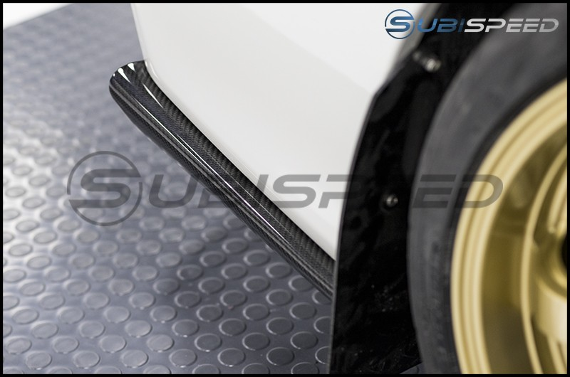 Carbon Reproductions Sujin Style Carbon Fiber Rear Spats