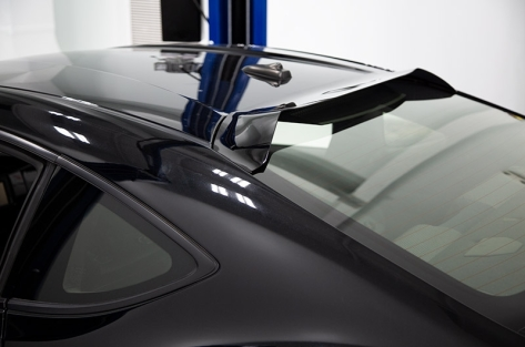 OLM V2 Rear Window Roof Visor / Spoiler - 2013+ FR-S / BRZ / 86