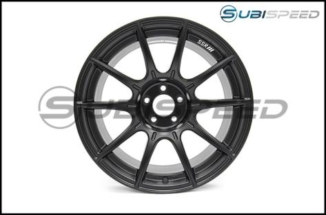 SSR GTX01 Flat Black 18x9.5 +40mm - 2013+ FR-S / BRZ / 86