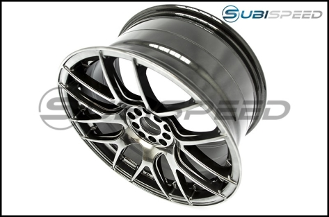 XXR 530 Wheels 18x8.75 +33mm (Chromium Black) - 2015+ WRX / 2015+ STI / 2013+ FR-S / BRZ / 86 / 2014-2018 Forester
