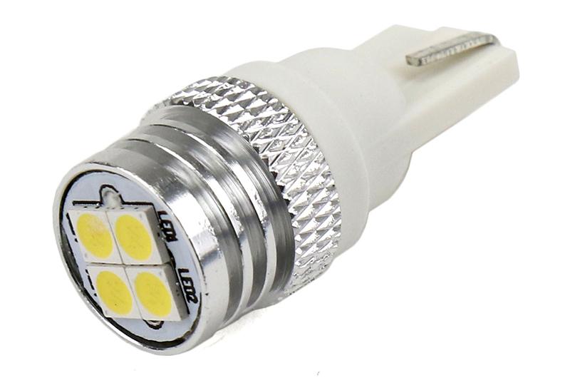 OLM Vision White Series Base LED T10 Bulb