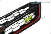 GCS STI Grille Emblem - 2015-2020 STI
