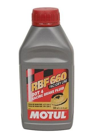 Motul RBF 660 Brake Fluid