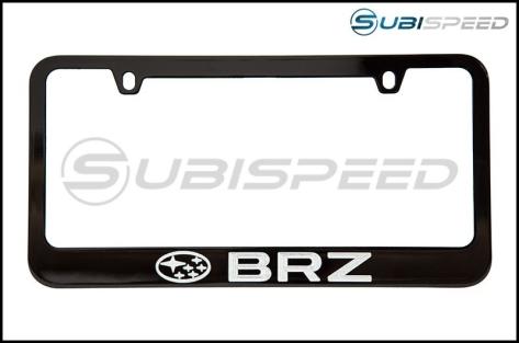 Subaru BRZ License Plate Frame