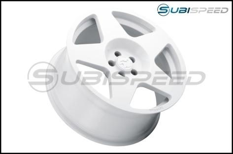 fifteen52 Tarmac 18x8.5 +45 Rally White - 2013+ FR-S / BRZ / 86 / 2014+ Forester