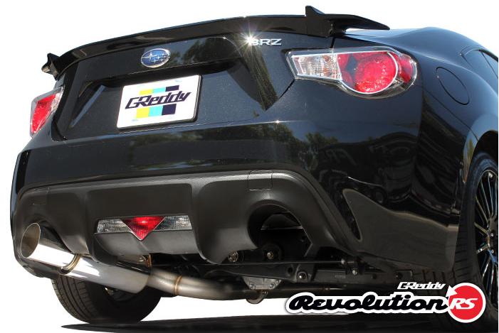 Greddy Revolution RS 3 - 2013-2020 FR-S / BRZ / 86