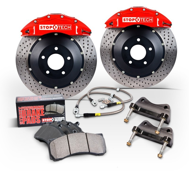 Stoptech 345x28 Big Brake Kit (Rear)