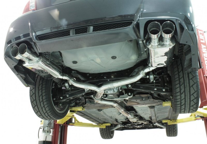 Perrin Cat Back Exhaust (Resonated)