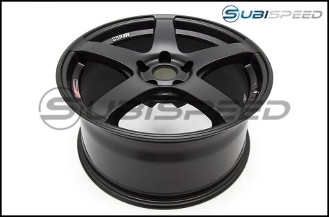 SSR GTV01 Flat Black 18x8.5 +40mm - 2015-2020 Subaru WRX & STI