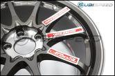 Volk CE28SL Pressed Graphite 18x9.5 +45 - 2015+ WRX / 2015+ STI