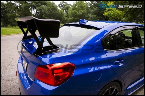 Varis Carbon Fiber GT Wing with Mounts