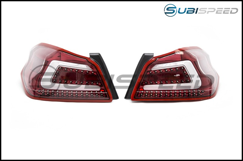 Subispeed USDM TR Style Sequential Taillights