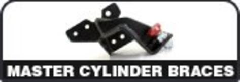 Master Cylinder Braces