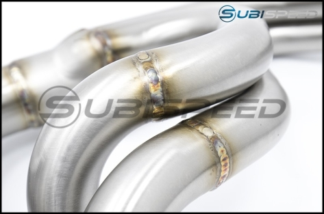 aFe Twisted Steel Header - 2015-2016 WRX / 2015-2016 STI