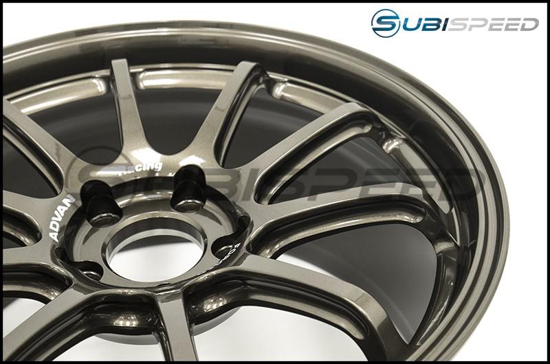 Advan RS-DF Pro 18X9.5 +45 114.3 Dark Metallic Bronze - 2015+ WRX / 2015+ STI