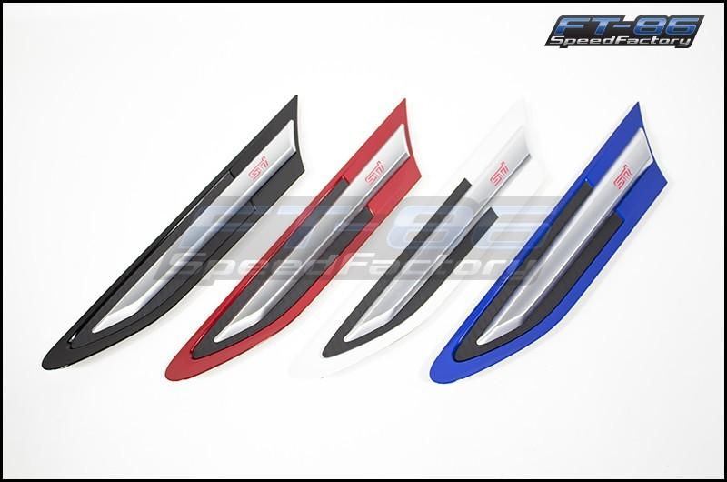 Subaru STI Fender Garnish