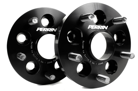 Perrin Wheel Adapter 5x100 to 5x114.3 - 2013+ BRZ