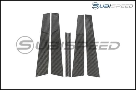 OLM S-line Carbon Fiber Door Trim