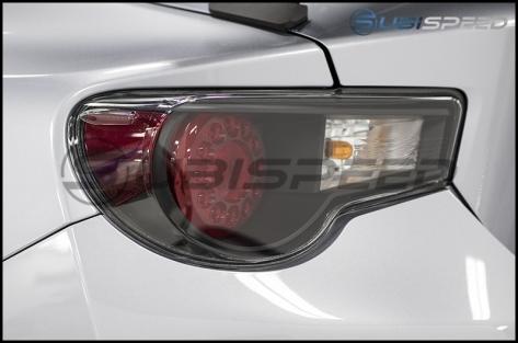 Depo Black Housing Tail Lights - 2013+ FR-S / BRZ / 86
