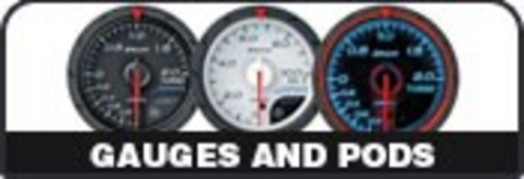 Gauges and Pods