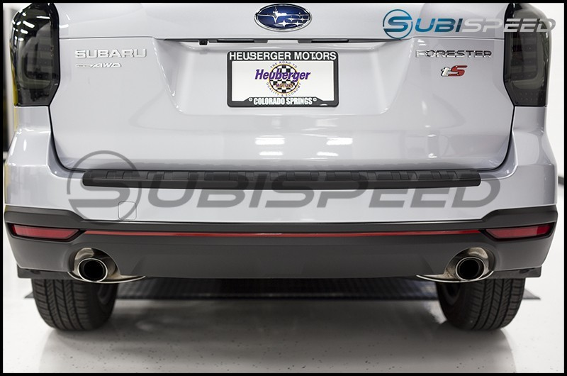 STI tS Style Rear Bumper Stripe