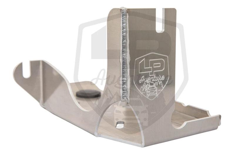 LP Aventure Rear Differential Skid Plate 2.0